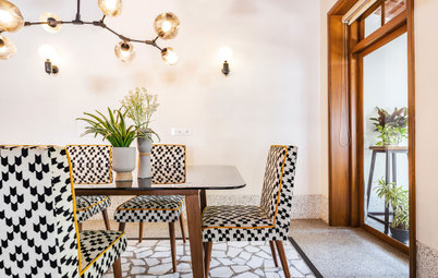 India Houzz Tour: An 80-Year-Old Apartment Gets a Fresh Facelift