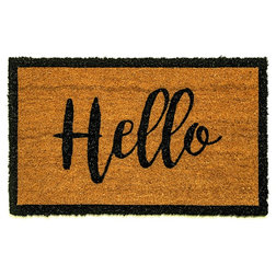 Contemporary Doormats by Dynamic Rugs Inc.