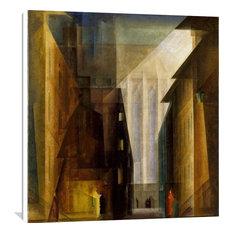 """""""Church Of The Minorities II"""" Art, 27""""x30"""""""