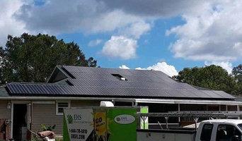 Residential Solar Panel Installation in Saint Petersburg, FL