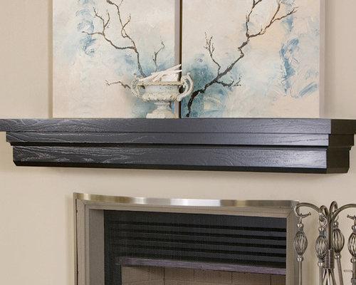 Weston Fireplace Mantel Shelf - Fireplace Accessories - Fireplace Mantel Shelves