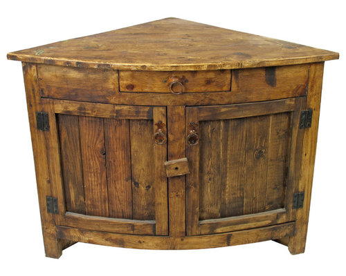 Rustic Old Wood & Reclaimed Wood Furniture
