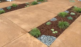 PerkTop pervious concrete driveways