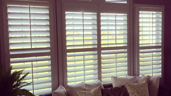 Sunroom Shutters