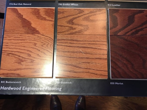 Is Engineered Hardwood Even A Er One More Desirable Than Laminate What About The Durability And Longevity I Ll Attach Photos Of Options First