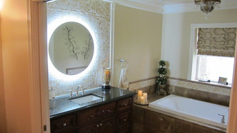 "MAM2D36 Lighted Mirrors for every Bath 36"" Side Lighted MAM2D36"