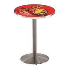 Ferris State Pub Table 36-inchx36-inch by Holland Bar Stool Company