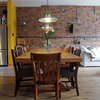 My Houzz: Ecofriendly and Salvaged Style in a Montreal Triplex