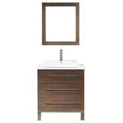 Modern Bathroom Vanities And Sink Consoles by Studio Bathe
