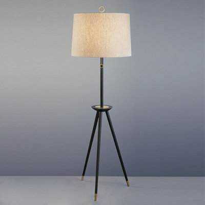 modern floor lighting trends 10 tripod lamps to love