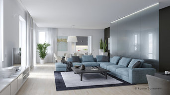 Rendering Appartamento a Milano