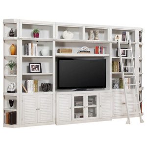 Parker House, Boca 32 Inch Bookcase Entertainment Wall