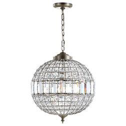 Traditional Pendant Lighting by Jonathan Y Designs, INC
