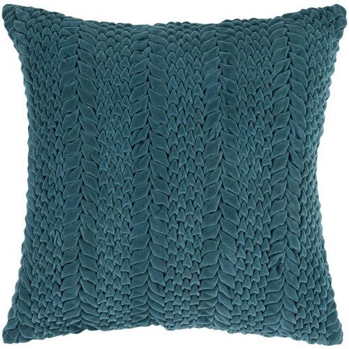 Velvet Luxe- (P-0279) - Decorative Pillows