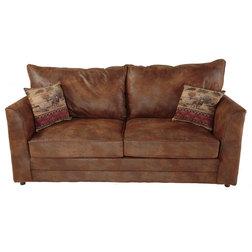 Southwestern Sleeper Sofas by American Furniture Classics