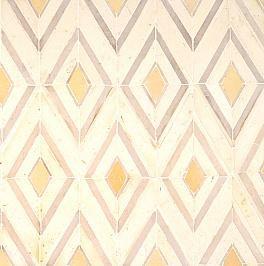 Diamond in the Rough Mosaic - Tile