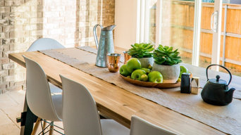 Hand-Crafted Dining Room Tables