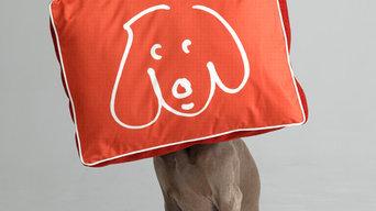 Doodle Dog Pet Bed