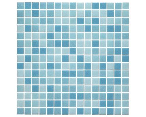 """Blue 1/2"""" Mosaic - Tile"""