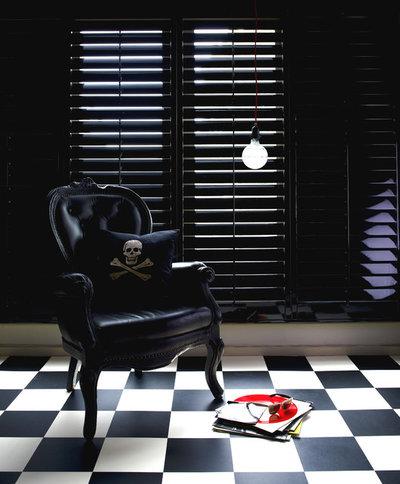 Modern Hall by All Shutters and Blinds (Brisbane)