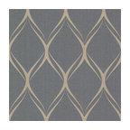 Platinum (Decorline) Geometric Wallpaper, Bolt