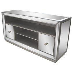 Transitional Entertainment Centers And Tv Stands by Furniture Import & Export Inc.