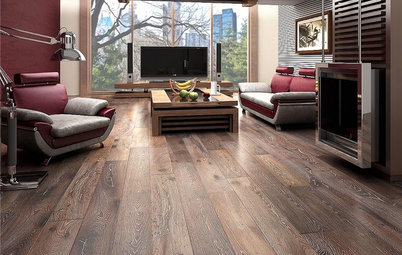 Hardwood Flooring Colors