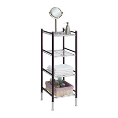 Duplex-4 Tier Tower Shelves