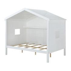 Acme Landen Cottage Full Bed in White
