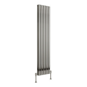196a37a1e7fc Reina Nerox Vertical Double Radiator - Contemporary - Radiators - by ...