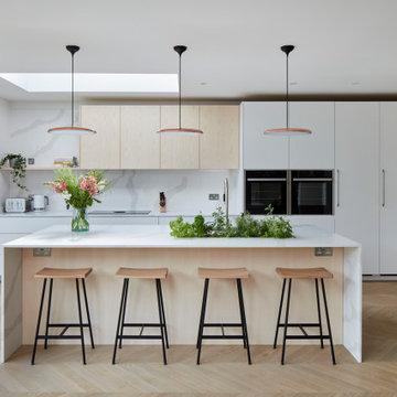 A Living Kitchen