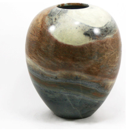 Decorative Marble Vases Urns and Home Decor