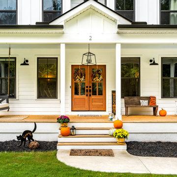 Augusta Rd. Area Custom Home