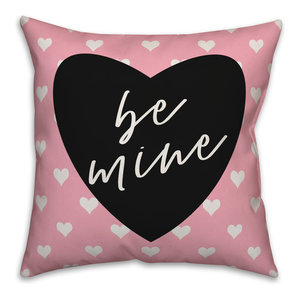 Be Mine Pillow Contemporary Decorative Pillows By Designs Direct