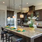 Franklin Ave. - Traditional - Kitchen - Chicago - by Rebekah Zaveloff | KitchenLab