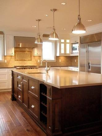 Light Quartz Countertops