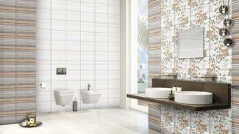 Elegant Bathroom Tiles Design