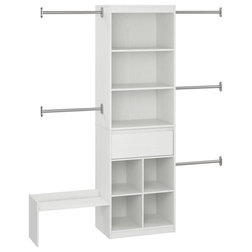 Transitional Closet Organizers by Dorel Home Furnishings, Inc.
