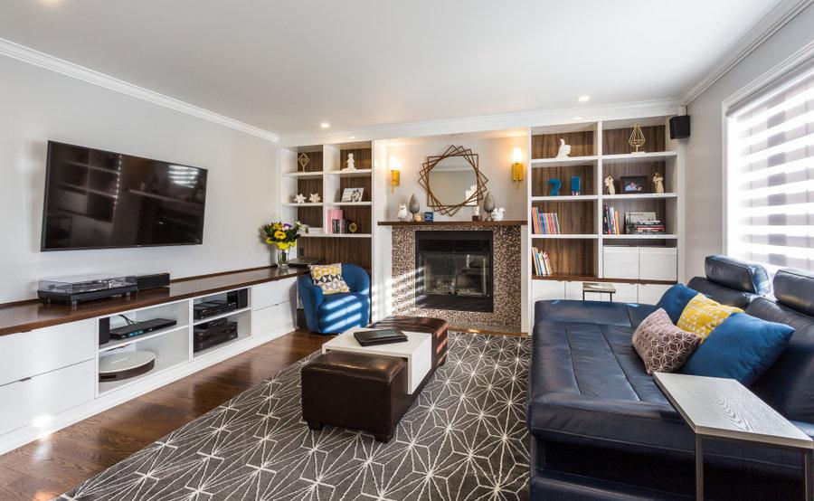 Ile Bizard, Classic , Contemporary Home Major Design & Renovation