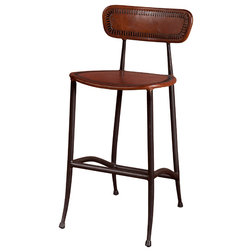 Southwestern Bar Stools And Counter Stools by William Sheppee