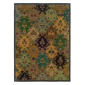 Trio Traditional Tt07 Traditional Area Rugs By