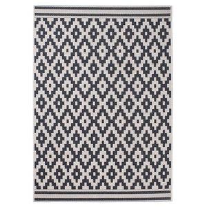 Cottage CT5581 Rug, Wool/Black, 160x220 cm