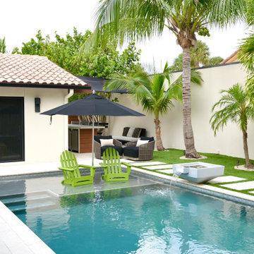 Jupiter Beach House - Modern Bali Makeover
