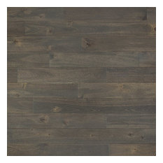 "Ultimate Gray, Acacia, Builders, 4 3/4"", Wirebrushed, UV Oil"
