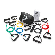 Black Mountain Products 5-Piece Resistance Band Set