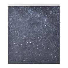 Milky Way Automatic Blackout Roller Blind, 180x180 cm