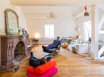 houzzbesuch wohnen im gew chshaus. Black Bedroom Furniture Sets. Home Design Ideas