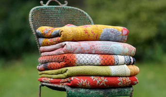 Kantha Quilts & Throws