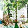 Come Dare al Tuo Salotto uno Stile Tropicalista (Amaca Facoltativa)