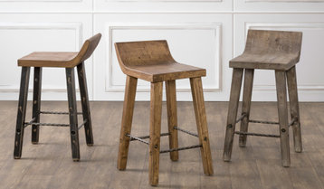 Up to 65% Off Bar Stools With Free Shipping